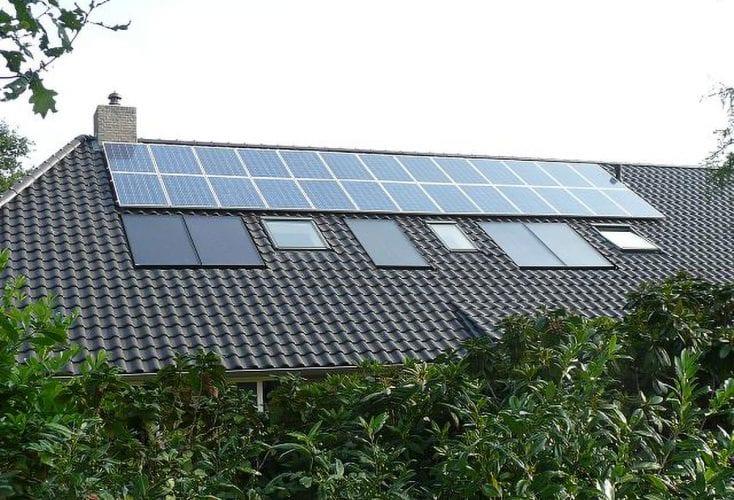 Zonnehuus: Een 'groene' demonstratie woning die energie oplevert