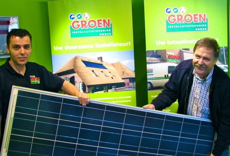 Groen eerste stap naar een duurzame gemeente