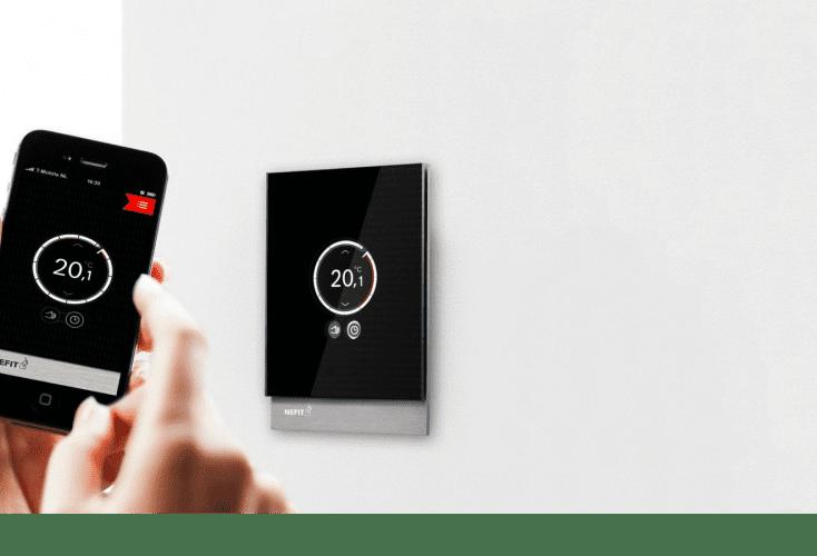 Nefit Easy, de thermostaat die het u gemakkelijk maakt