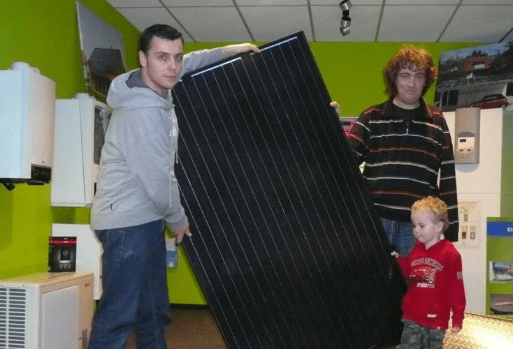 Installatietechniek Groen geeft zonnepanelen cadeau