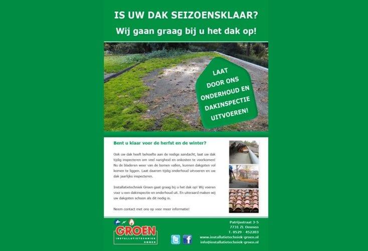 Is uw dak seizoensklaar?